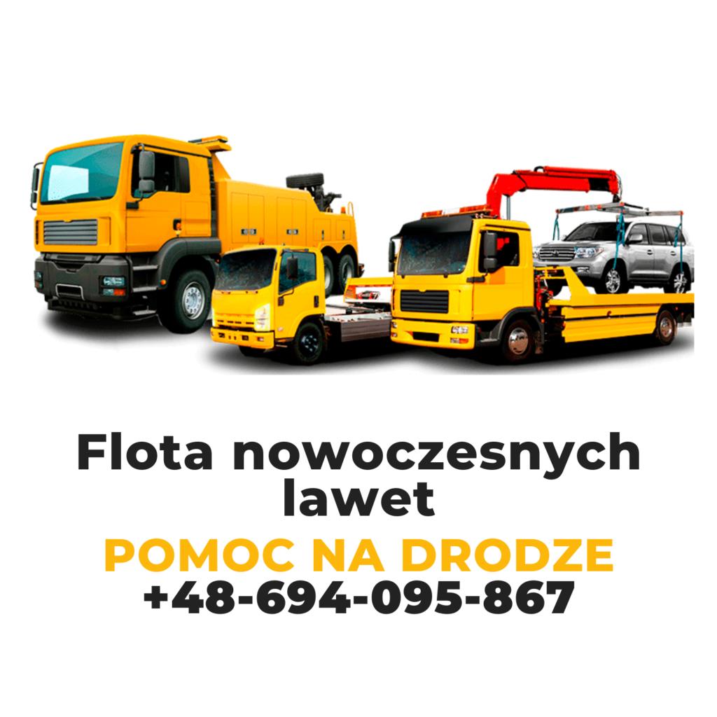 lawety w Warszawa 24h
