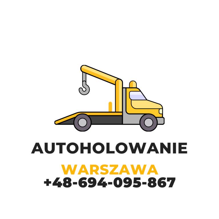 Autoholowanie Warszawa