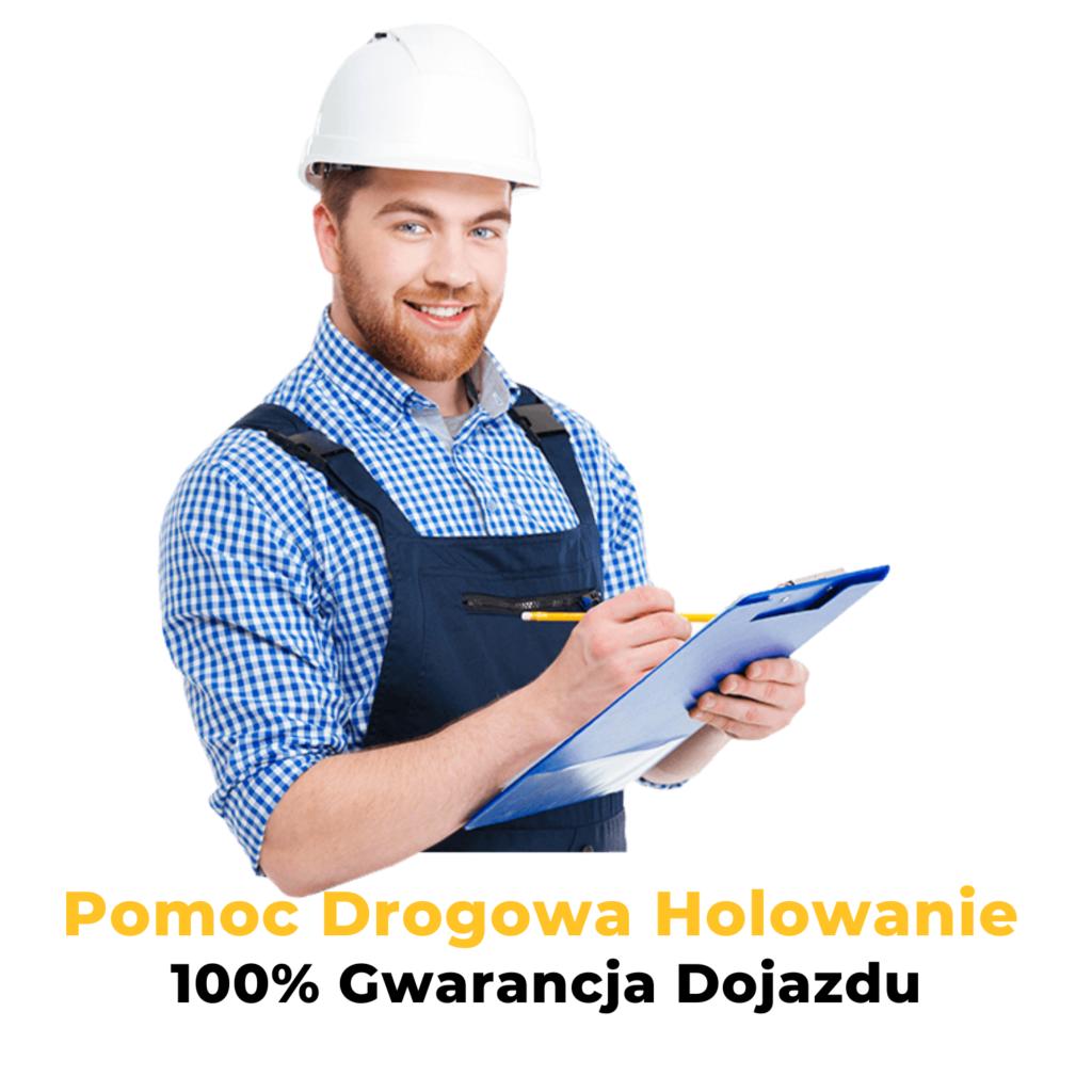 Pomoc Drogowa Holowanie
