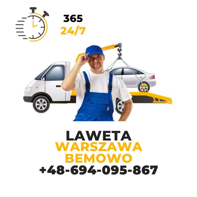 Laweta Warszawa Bemowo