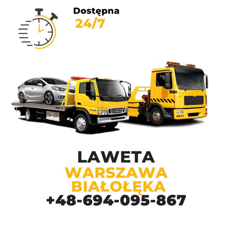 Laweta Warszawa Białołęka