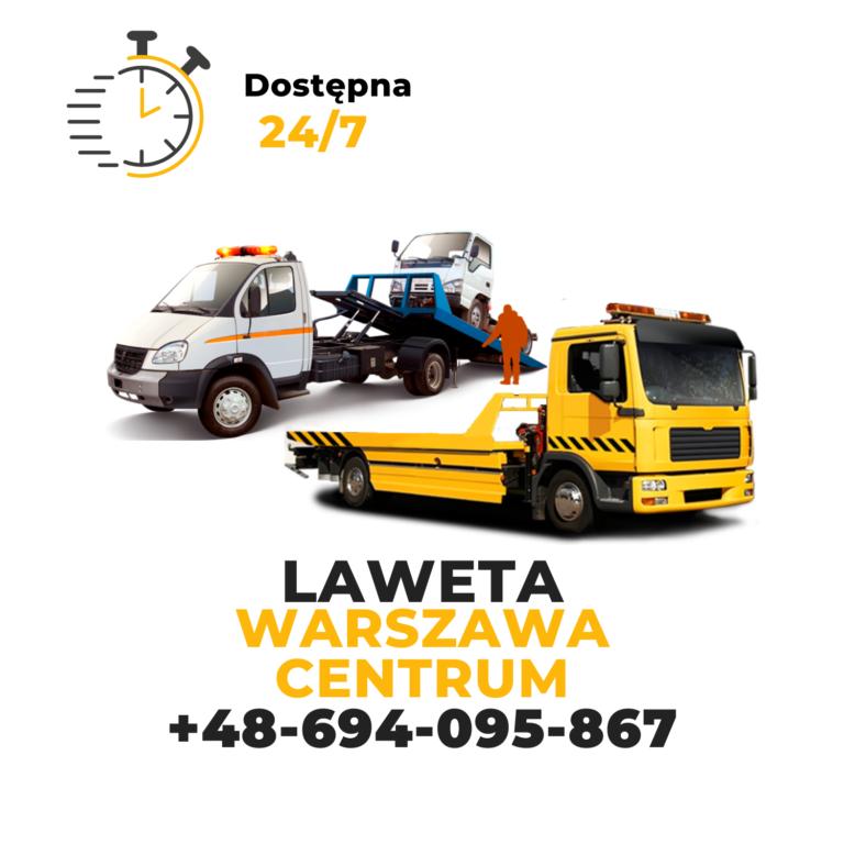 laweta Warszawa Centrum