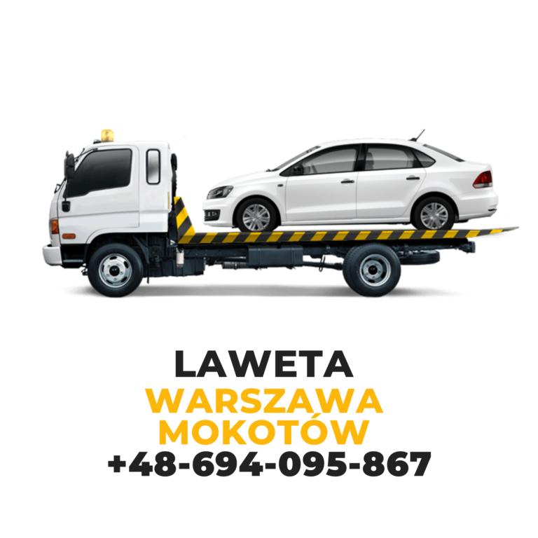 laweta Warszawa Mokotów
