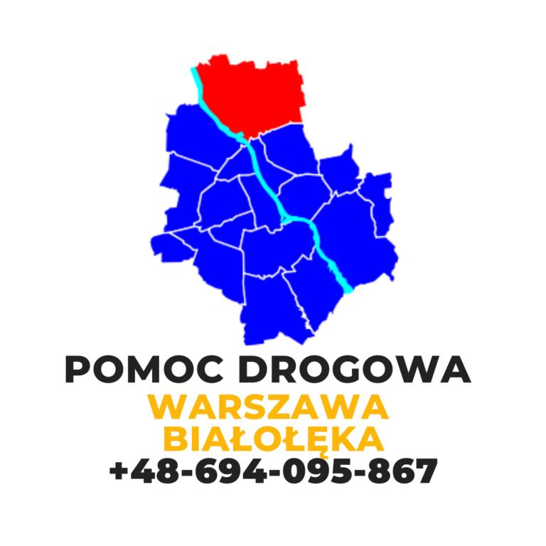 Pomoc drogowa Białołęka