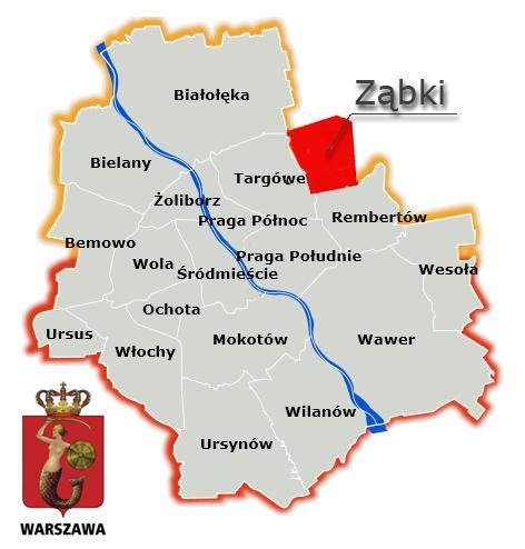 Pomoc drogowa Warszawa Ząbki