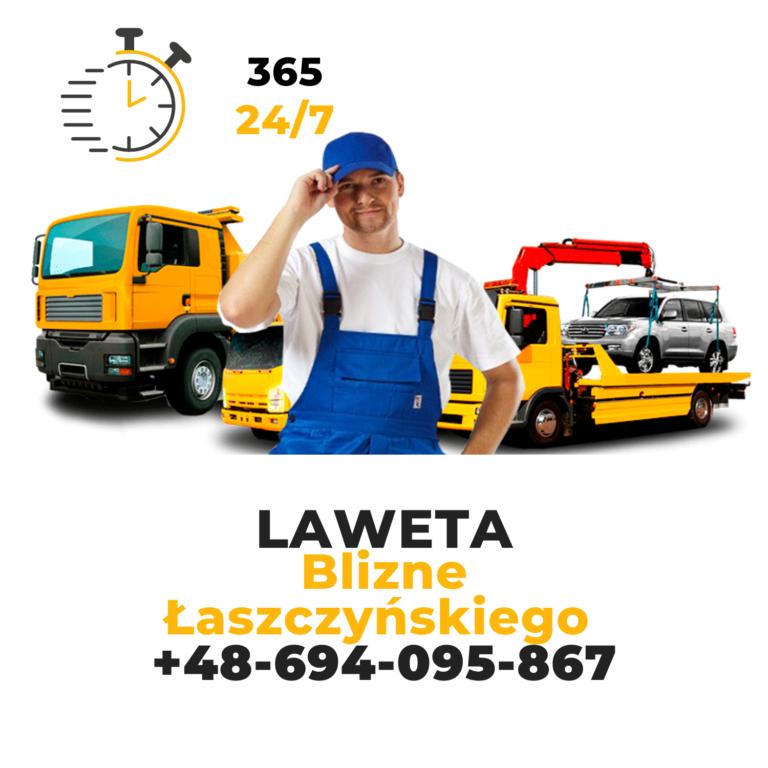 Laweta Warszawa Blizne Łaszczyńskiego