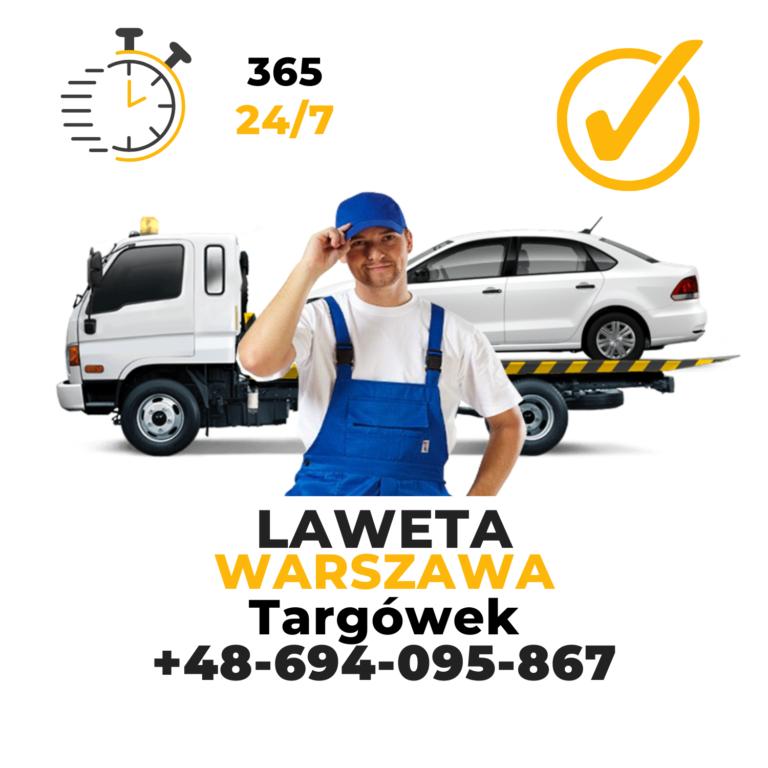 Laweta Warszawa Targówek