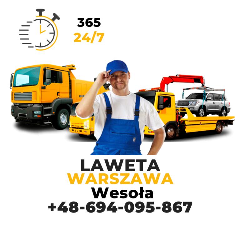 Laweta Warszawa Wesoła