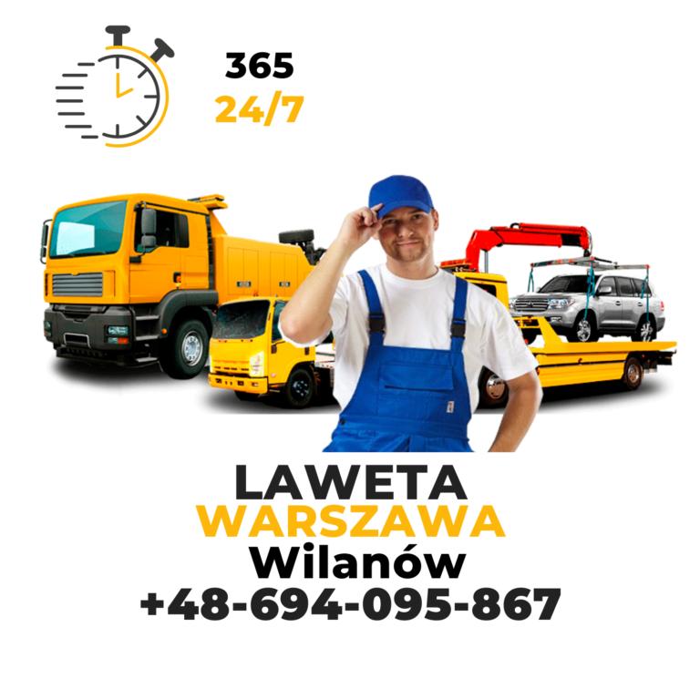 Laweta Warszawa Wilanów