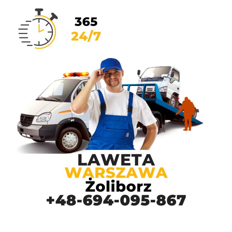Laweta Warszawa Żoliborz