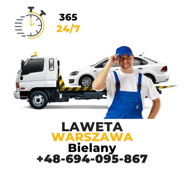 Laweta Warszawa Bielany