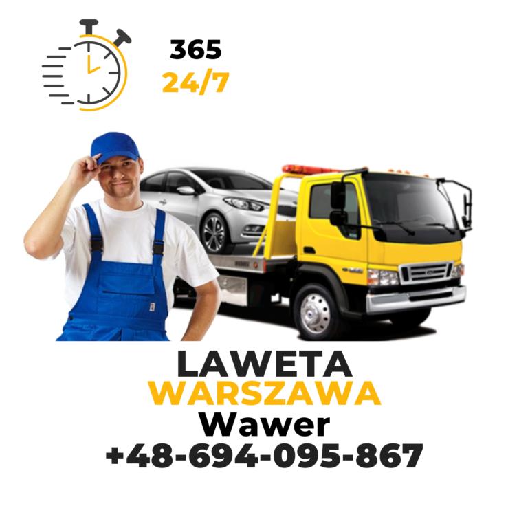 Laweta Warszawa Wawer