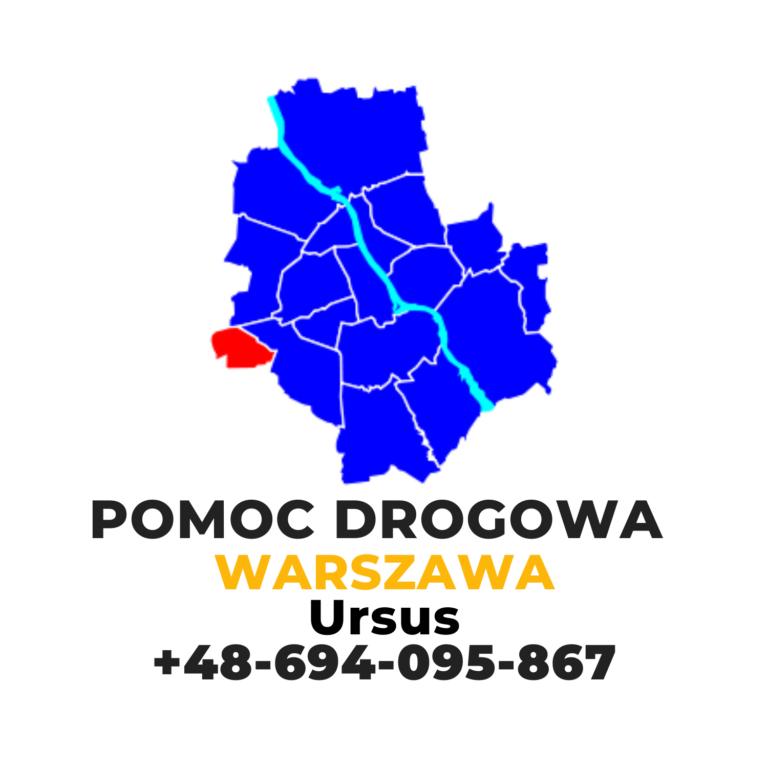 Pomoc drogowa Warszawa Ursus